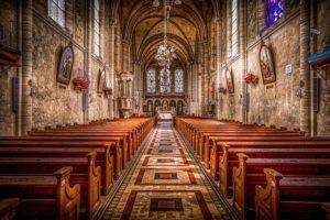 Kircheninnenraum